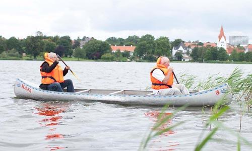 kanoudlejning - oplev Haderslev Dam